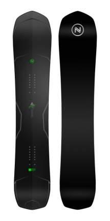 Сноуборд Nidecker Ultralight 2020, black, 158 см