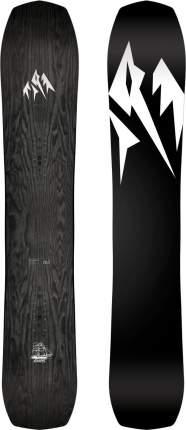 Сноуборд Jones Ultra Flagship 2021, black, 164 см