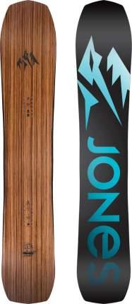 Сноуборд Jones Flagship 2021, brown, 167 см