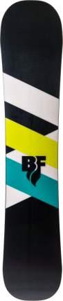 Сноуборд BF snowboards Techno 2020, multicolor, 133 см