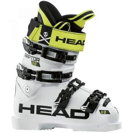 Горнолыжные ботинки Head Raptor 80 Rs 2020, white, 23.5