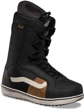 Ботинки для сноуборда Vans Hi-Standard Pro 2020, black/off white, 28