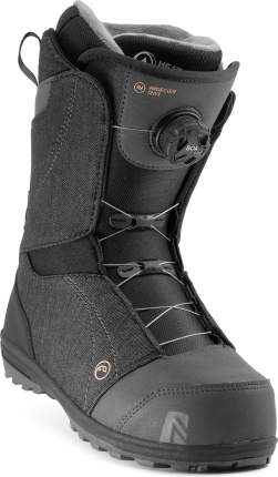 Ботинки для сноуборда Nidecker Onyx 2021, black, 25