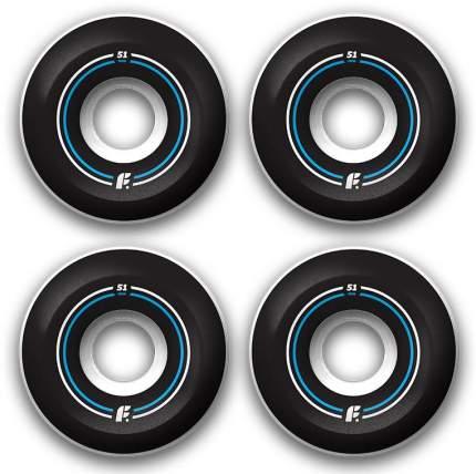 Колеса для скейтборда Footwork Basic 54 мм black