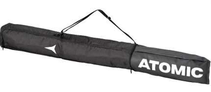 Чехол для беговых лыж Atomic Nordic Ski Bag 3 Pairs, black/black, 215 см