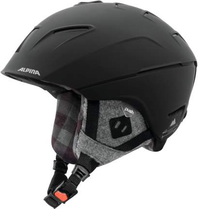 Горнолыжный шлем Alpina Cheos 2021, charcoal matt, M