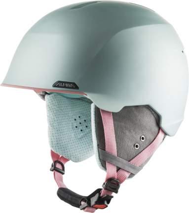 Горнолыжный шлем Alpina Albona 2021, sea green/coral matt, M/L