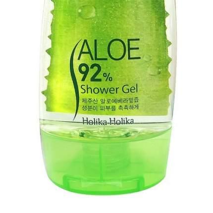 Гель для душа HOLIKA HOLIKA Aloe 92%, 250 мл