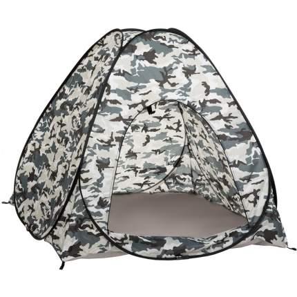 Палатка зимняя автомат 1,5*1,5 КМФ дно на молнии (PR-D-TNC-036-1.5)