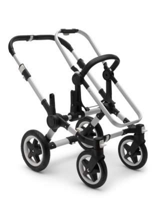 Основание коляски Bugaboo Donkey 2 ALU серебристое шасси