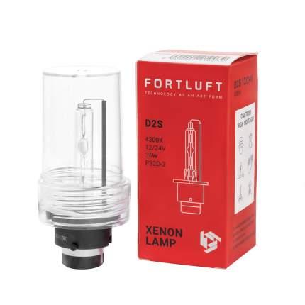 Ксеноновая лампа FORTLUFT D2S 4300K 66240