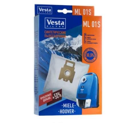 Пылесборник Vesta filter ML 01 S 4шт