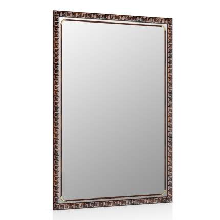 Зеркало ЕвроЗеркало 119НС корень, греческий орнамент, 55х80 см