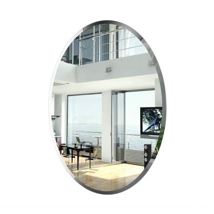Зеркало ЕвроЗеркало 061Ф, 50х70 см