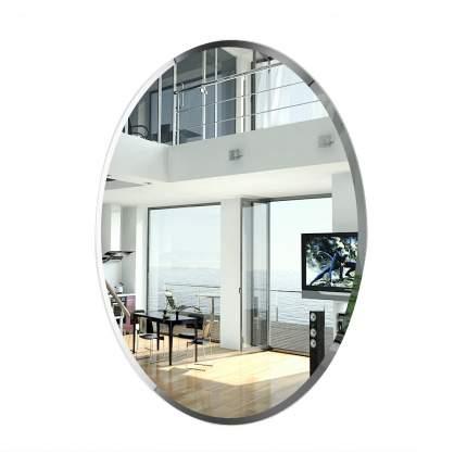Зеркало ЕвроЗеркало 048Ф, 58х78 см