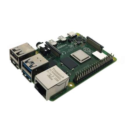 Микрокомпьютер Raspberry Pi 4 Model B 2Gb