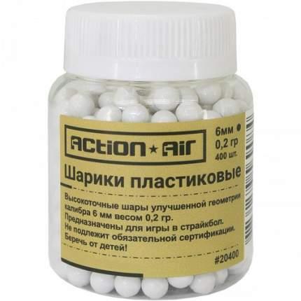 Дробь Action Air 3107981 6 мм 400 шт белые