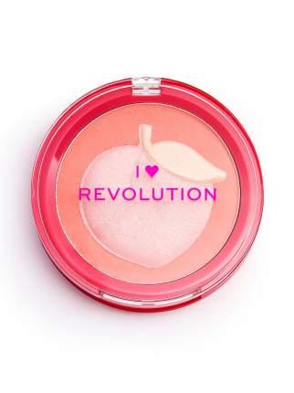 I Heart Revolution Румяна Fruity Peach