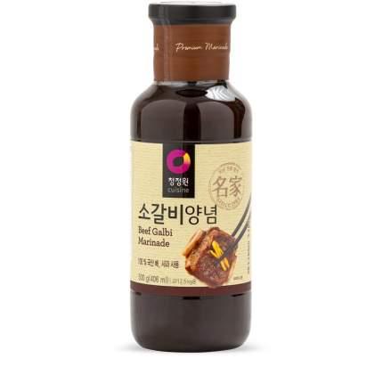 Корейский маринад Daesang для говядины