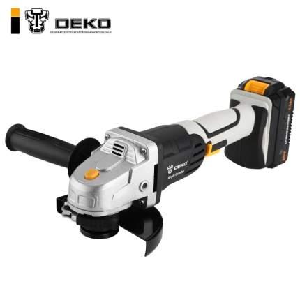 Углошлифовальная машина DEKO DKAG20-125 063-2150