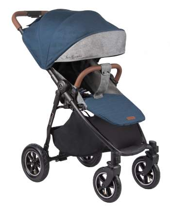Прогулочная коляска Coletto Nevia синяя