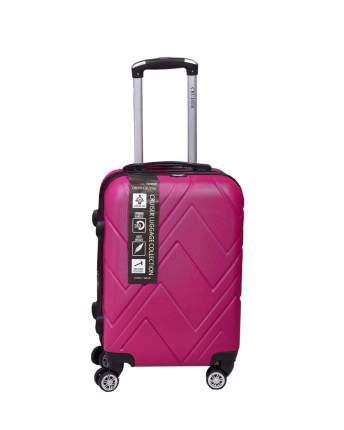 Чемодан Cruiser S, 50 л, 55 см, Pink