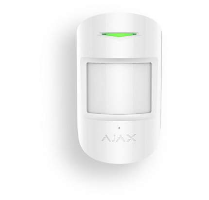 Датчик движения с иммунитетом к животным Ajax MotionProtect (white)