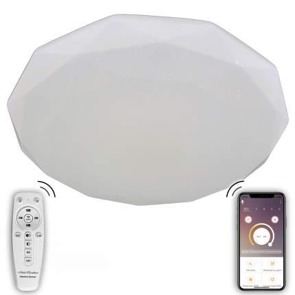Люстра 60W Natali Kovaltseva, LED LAMPS 81081 Управление с пульта ДУ, смартфона, планшета