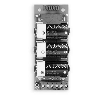Беспроводной модуль для интеграции/подключения датчиков сторонних пр-лей Ajax Transmitter