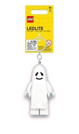 Брелок-фонарик для ключей LEGO Ghost Привидение LGL-KE48