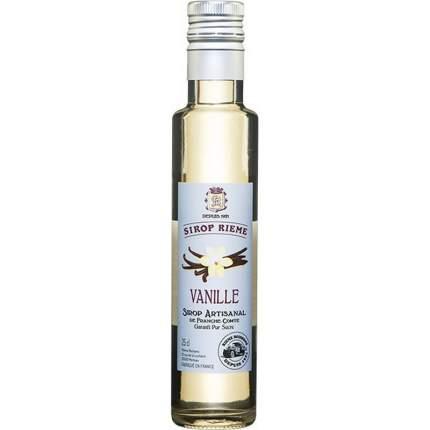 Сироп Rieme ваниль 250 мл