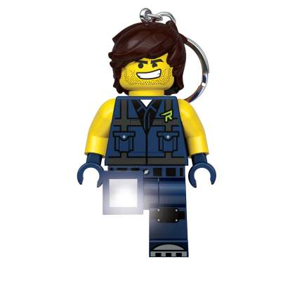 Брелок-фонарик для ключей LEGO MOVIE 2 Captain Rex LGL-KE152
