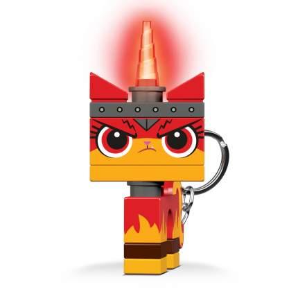 Брелок-фонарик для ключей LEGO MOVIE 2 Angry Kitty LGL-KE147