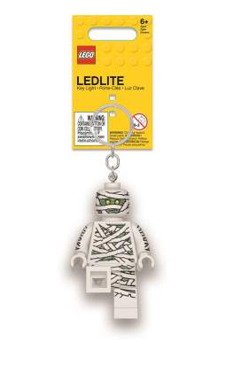 Брелок-фонарик для ключей LEGO Mummy LGL-KE132