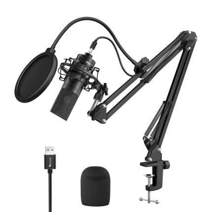 Микрофон Fifine T669 Black