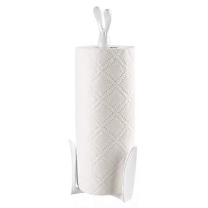 Держатель бумажных полотенец 'Кролик Роджер', белый