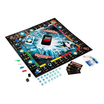 Настольная игра Hasbro Gaming Monopoly Ultimate Banking