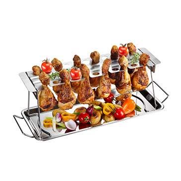 Подставка для приготовления куриных ножек, Gefu