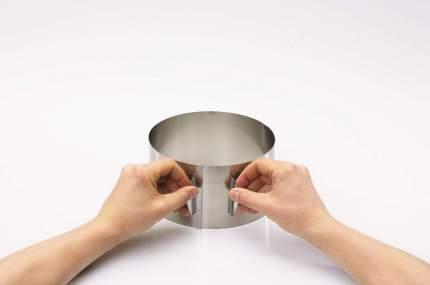 """Кольцо для выпечки """"XXL"""", 16,5-32 см, высота 10 см, Gefu"""