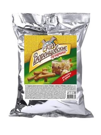 Воронцовские сухарики со вкусом Холодец с хреном 500 г