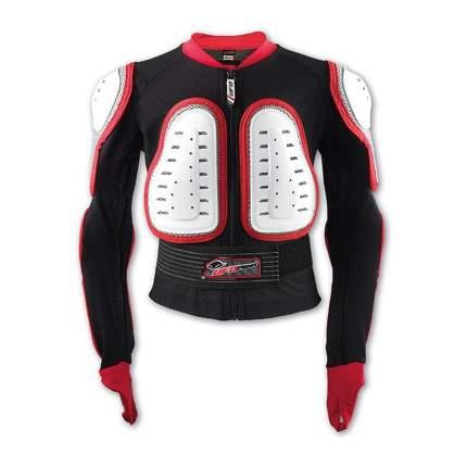 Защитная Куртка Nidecker 2020-21 Predator Safety Jacket White/Red (Us:l)