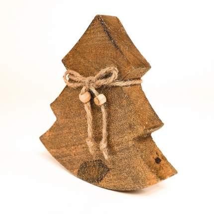Украшение декоративное Wooden Tree, 15х14х2,5 см