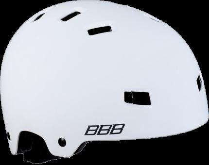 Велошлем Bbb 2020 Billy Matt White S