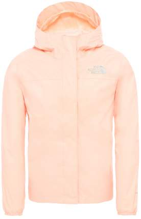 Куртка The North Face 2020 Girl's Resolve Reflective Impatiens Pink m