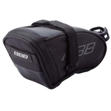 Велосипедная сумка BBB Speedpack L 0.69L черная