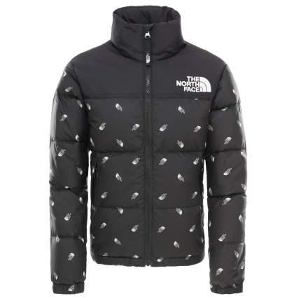 Куртка The North Face Y Retro Nuptse, urb navi, S