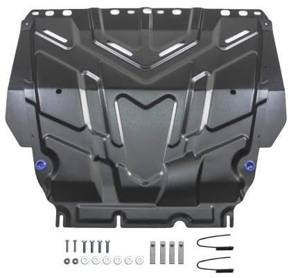 Защита картера и КПП Rival Ford C-MAX/Focus 05-19/Grand C-MAX 10-15/Kuga 08-13, 111.1850.1