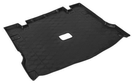 Коврик в багажник RIVAL для Lada Largus SW 7 м. 2012-/Largus Cross SW 7 м. 2014-, 16003004