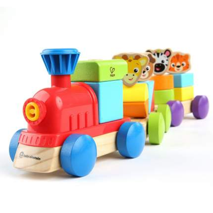 Игрушка Поезд Приключений Hape 11715_HP