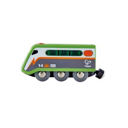 Поезд на солнечных батарейках Hape E3760_HP